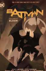Batman Volume 9 Bloom Cover