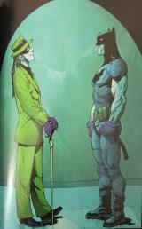 Batman vs Riddler Zero Year