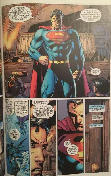 Superman Whatever Happened to the Caped Crusader