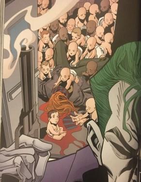 Joker Kills Sarah Essen