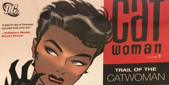 Catwoman Trail of the Catwoman Review