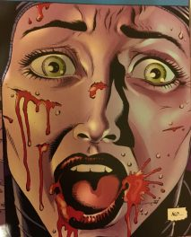 Selina Kyle Stabbed by Zeiss