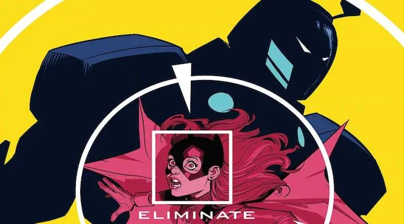 Batgirl Volume 2 Family Business Review
