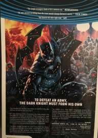 Batman Detective Comics Rise of the Batmen Rear