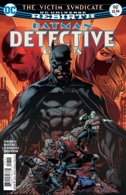 Batman Detective Comics, Volume 2 The Victim Syndicate Cover