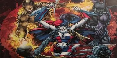 Suicide Squad Volume 2: Basilisk Rising Review