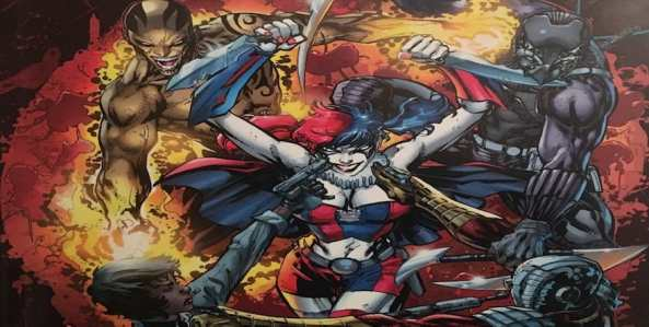 Suicide Squad Volume 2: Basilisk Rising Review
