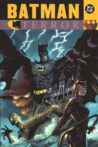 Batman Terror Cover