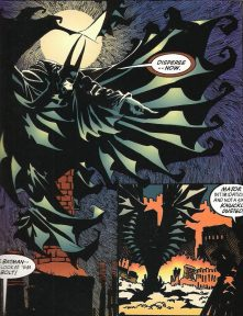 Kelley Jones Batman Contagion Look