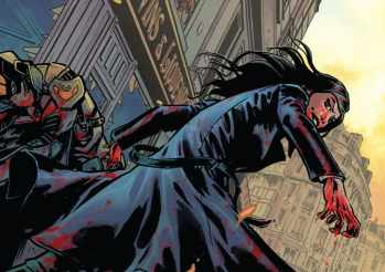 Lady Shiva vs League of Assassins