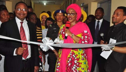Mrs Ugwuanyi
