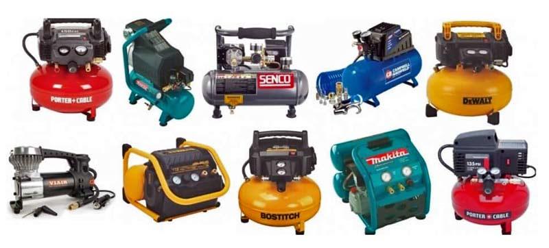 Best Portable Air Compressors Pump