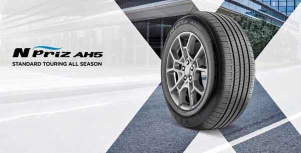 Nexen-N-Priz AH5 Tires Reviews
