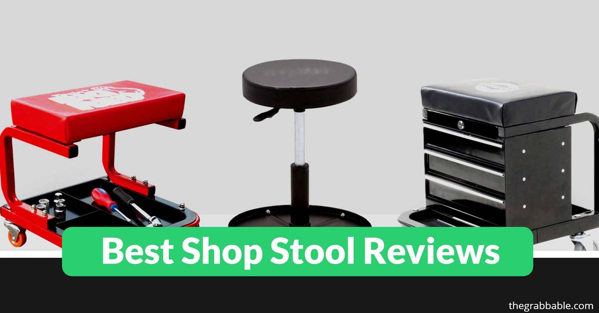 10 Best Shop Stool To Buy In 2020 For Garage Workbench