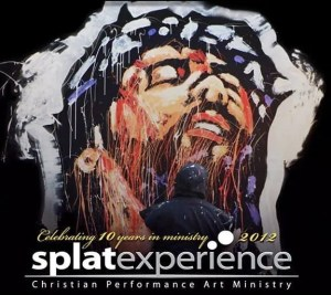 Christian Painter - The Splat Experience