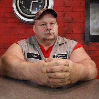 The Incredible of the World's Strongest Redneck