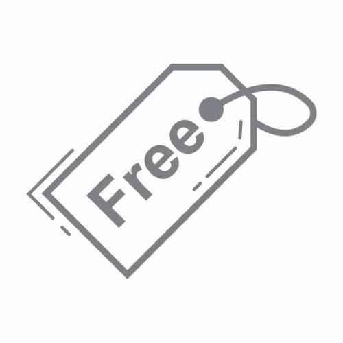 free, tag