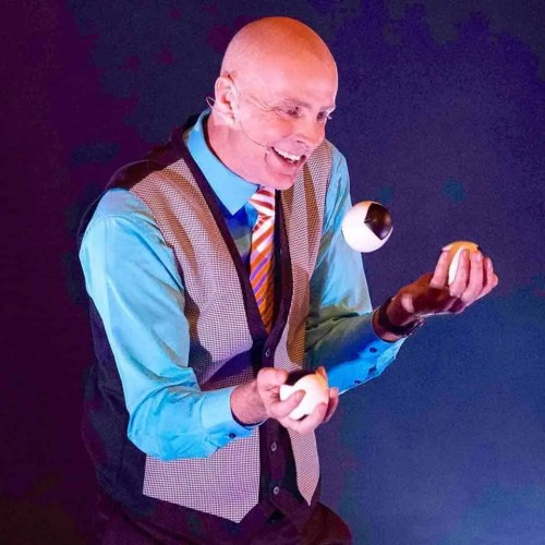 What Else Can Bob Cates Juggle? We Have the Answer