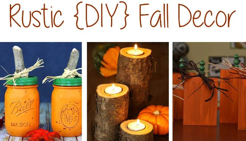 8 Frugal Ways To Decorate Your Home For Fall