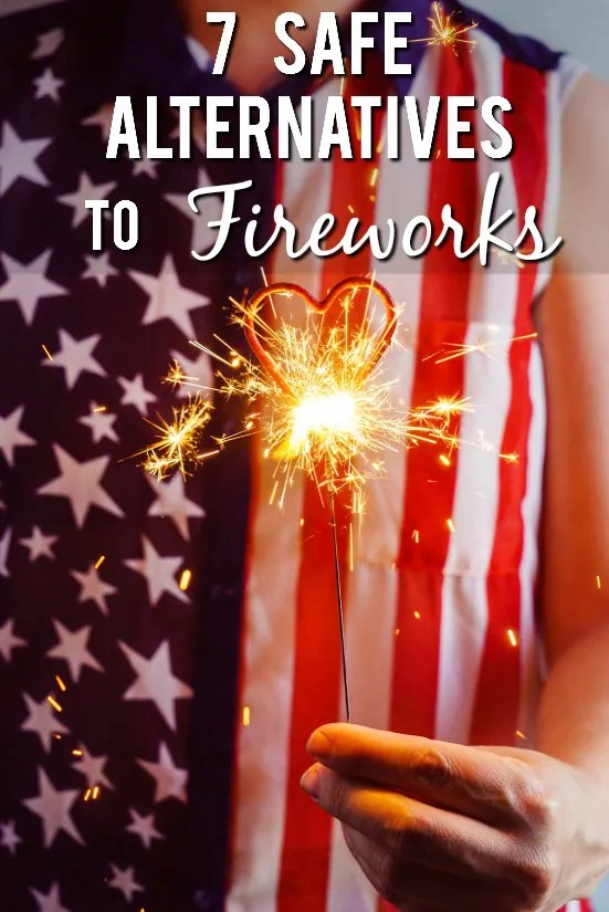 7 Safe Alternatives To Fireworks  The Gracious Wife