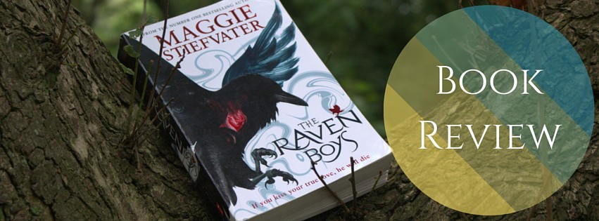 Book Review: The Raven Boys by Maggie Stiefvater