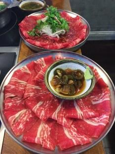 Brisket & Mokkoji Lunch Combo