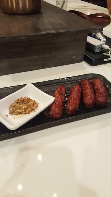 Kurobuta Pork Sausage