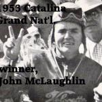 1953 5-9 a5 CATALINA WINNER John McLaughlin