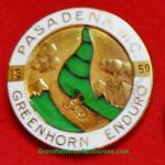 1950 0-000 Greenhorn pin