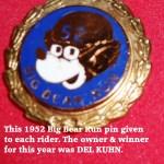 1952 a0 Big Bear run pin