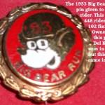 1953 1-0 a1 Big Bear pin