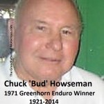 1971 Greenhorn winner, Chuck Bud Howseman, in 2006