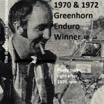 1972 Greenhorn winner Bob Steffan, also won in 1970