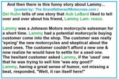Lammy Lamoreaux, Aub LeBard