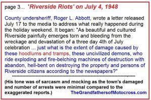 Sheriff Roger Abbott