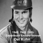 1951 5-26 a0 Del Kuhn Greenhorn winner portrait