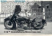 1943 03a Indian Chief 1936 model & comments