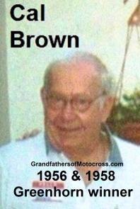Brown, Cal