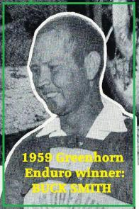 1959 Greenhorn, BUCK SMITH