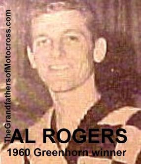 Checkers MC member Al Rogers, won 1960 Greenhorn