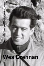 Drennan, Wes 1950s In 1949 Greenhorn, Kuhn, W. Moore & Wes won the team trophy