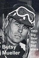 Mueller, Butsey 1953 Big Bear, 2nd place