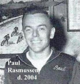 Rasmussen a2 Paul 1930 approx. & died 2004