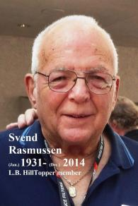 Rasmussen a4 Svend 1931-2014 a solid straight up friend