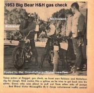 Robison, Vernon & Nicholson, Nick 1953 Big Bear Robison