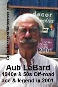 1949 6-0j 2nd pl Seacoast H&H, Aub LeBard in 2001