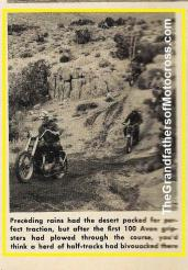 1952 12-7 b7 Billy Goat National H&H rained night before, mud