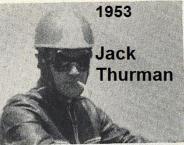 1953 2-1m 6th Jack Thurman, 1953 Cactus H&H aka Chase