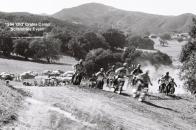 1954 2-0p5 Riders at new Crater Camp at Scrambles