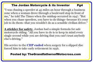 c17 The Jordan Motorcycle & LeGrand Jordan life